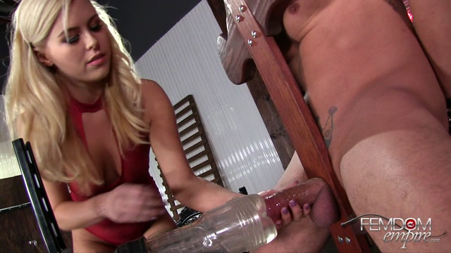 Watch Online Porn – FemdomEmpire presents Summer Day in Endless Slave Milking – 20.02.2017 (MP4, FullHD, 1920×1080)