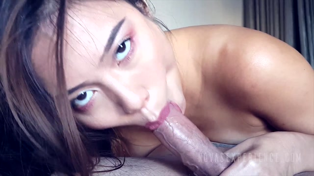 Watch Online Porn – ManyVids – NovaSexperience presents NovaPatra in Unreal Asian Blowjob Vid BANNED in China (MP4, FullHD, 1920×1080)