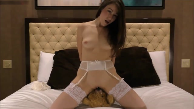 Watch Online Porn – ManyVids Webcams Video presents Girl Sageness in Teddy Bear (MP4, HD, 1280×720)
