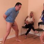 MiamiMeanGirls presents Goddess Randi, Queen Kasey in Mean Dallas Cheerleader Kick Practice