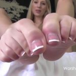 Princess Rene – Stroke For My Pretty French Pedi