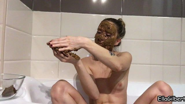 Watch Online Porn – Scatshop presents EllaGilbert – Ella Gilbert in Extreme facial smearing (WMV, HD, 1280×720)