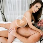 21sextreme – GrandpasFuckTeens presents Anita Bellini, Albert in Fun Under the Covers – 22.02.2017