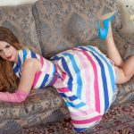 VintageFlash presents Stella Cox in Party frock teaser! – 03.02.2017