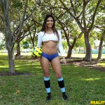 RealityKings – 8thStreetLatinas presents Cindy in Soccer Sucker – 17.02.2017