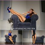 Clips4sale – LadyAngelika presents Your Cock Throbs with the Sizzling Noise of My Pantyhose: Listen and Cum