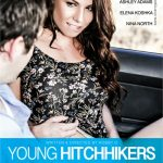 Aidra Fox, Ashley Adams, Elena Koshka, Nina North in Young Hitchhikers