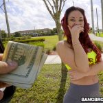 BangBros – BangBus presents Brooke Beretta in Yoga Hoser Hops On The Bus – 01.03.2017