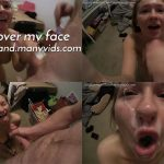 ManyVids Webcams Video presents Girl Sashawonderland in Cum on my face