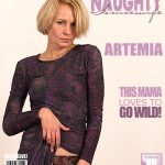 Mature.nl presents Artemia (44) in horny housewife fingering herself – 09.03.2017