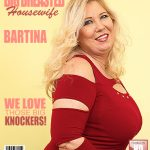Mature.nl presents Bartina (55) in big breasted BBW fingering herself – 16.03.2017