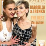 Mature.nl presents Gabriella D. (22), Irenka S. (58) in 2 old and young lesbians playing with eachother – 07.03.2017