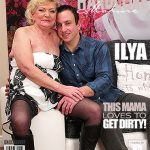Mature.nl presents Ilya (66) in chubby mature lady doing her toyboy – 22.03.2017