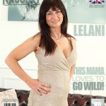Mature.nl presents Lelani (EU) (48) in British MILF fingering herself – 10.03.2017