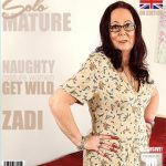 Mature.nl presents Zadi (UK) (63) in British mature lady fingering herself – 30.03.2017