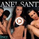 Trans500 presents Chanel Santini in Interracial Ass Banging – 10.03.2017
