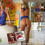 WifeysWorld presents Sandra Otterson in Kates Titty Pop – 27.03.2017