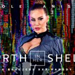 Brazzers – BrazzersExxtra presents Nicole Aniston in Girth In Her Shell: A XXX Parody – 24.03.2017