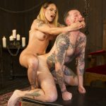 TSSeduction presents TS Foxxy , Will Havoc in A Sensual TS Feast: Goddess TS Foxxys Pleasure Slave – 14.03.2017