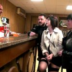 JacquieEtMichelTV presents Perle, gang-bang dans un bar a Marseille! – 18.03.2017