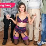Killergram presents Jamie Rai in time for a gang bang – 17.03.2017