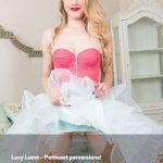 VintageFlash presents Lucy Lume in Petticoat perversions – 28.03.2017