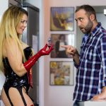 CumLouder – BreakingAsses presents Sonia Lion in Al dente anal – 01.03.2017