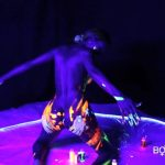 Bobstgirls presents Natassia Dreams Black Light Body Art – 18.03.2017