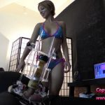 Bratprincess presents Alexa Amadahy, Lindsey in Shock and Abuse a Poor Pre Cum Producer