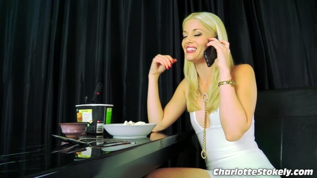 Watch Online Porn – Charlotte Stokely – I Have Been Feeding You Cum (MP4, FullHD, 1920×1080)