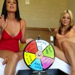Divine Goddess Jessica – Humiliation Spin Game feat Lindsey Leigh