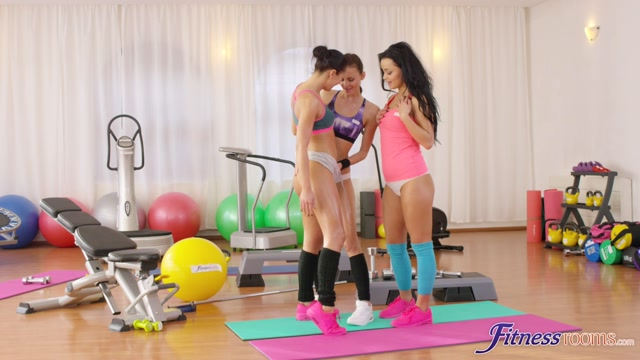 Watch Online Porn – FitnessRooms presents Erica Black, Kira Zen & Terra Twain in Cute gym girls and teacher 3some – 27.03.2017 (MP4, FullHD, 1920×1080)