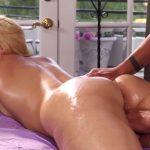 Kinkyspa presents AJ Applegate in AJ Applegate sensual massage session
