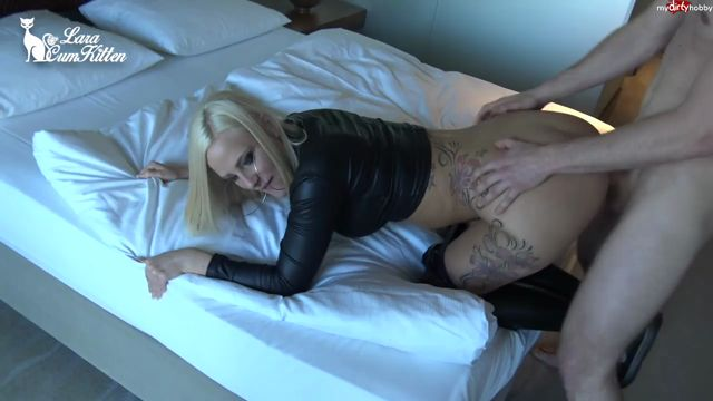 Watch Online Porn – MyDirtyHobby presents Lara-CumKitten in USER Fickdate spontaneous – Leggings Fickstück drags user from the road – 05.03.2017 (MP4, HD, 1280×720)