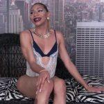 Shemale.xxx presents Natalia La Potra in Natalia Poses, Strips And Jacks Off! – 14.03.2017