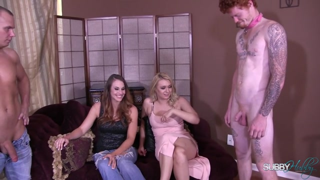 Watch Online Porn – SubbyHubby presents Mistress Natalia, Paris Knight in A Cuckolds Life – 27.03.2017 (MP4, SD, 854×480)