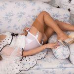 VintageFlash presents Mahina in A gal for girdles! – 14.03.2017