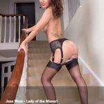 VintageFlash presents Jess West in Lady of the Manor! – 11.03.2017