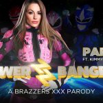 Brazzers – ZZSeries presents Kimmy Granger in Power Bangers: A XXX Parody Part 1 – 21.04.2017