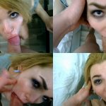 ManyVids Webcams Video presents Girl deepbunnyhole in Rough POV Facefuck Russian Teen Part 2