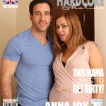 Mature.nl presents Anna Joy (EU) (37) in British mom fucking and sucking – 01.04.2017