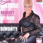 Mature.nl presents Dimonty (EU) (58) in British housewife fooling around – 17.04.2017