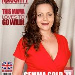 Mature.nl presents Gemma Gold (EU) (42) in British hot housewife fooling around – 21.04.2017