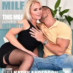 Mature.nl presents Kathy Anderson (38) in hot MILF fucking and sucking – 20.04.2017