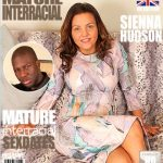 Mature.nl presents Sienna Hudson (EU) (36) in British MILF goes interracial – 18.04.2017