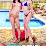 NaughtyAmerica – Virtual Reality Porn presents Porn stars: Jenna J Ross , Lily Jordan , Charles Dera in Threes Cumpany – 06.04.2017