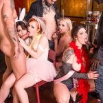 Private presents Carly Rae, Ella Hughes, Lucia Love, Suzy Rainbow in Interracial nightclub orgy complete with squirting, anal and DP – 21.04.2017