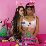 Twotgirls presents Kira Crash & Beth Bell in Easter Sluts Fuck Like Rabbits – 14.04.2017
