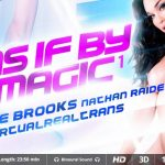 Virtualrealtrans presents Jonelle Brooks in As If by Magic I