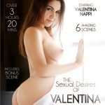 The Sexual Desires Of Valentina Nappi – Valentina Nappi, Raven Bay